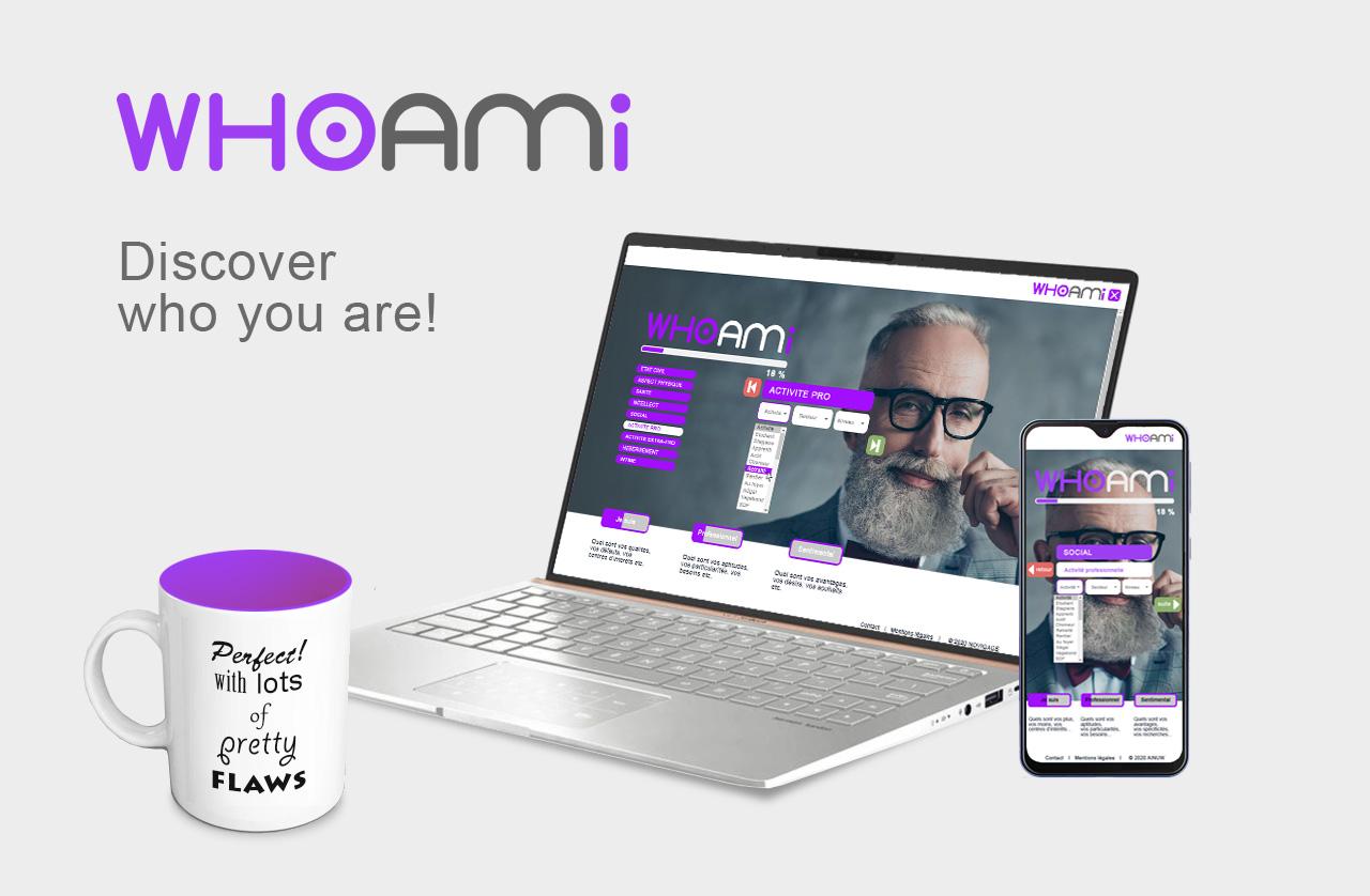 Presentation of Whoami (image)