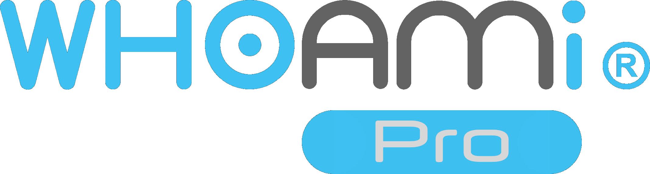 Logo de Whoami Pro