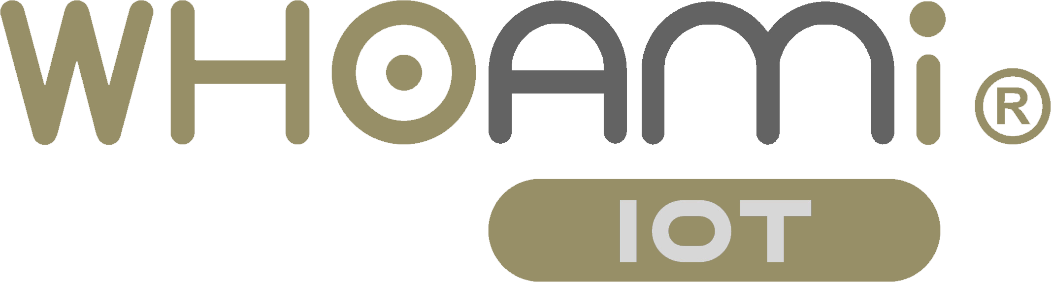 Logo de Whoami IoT