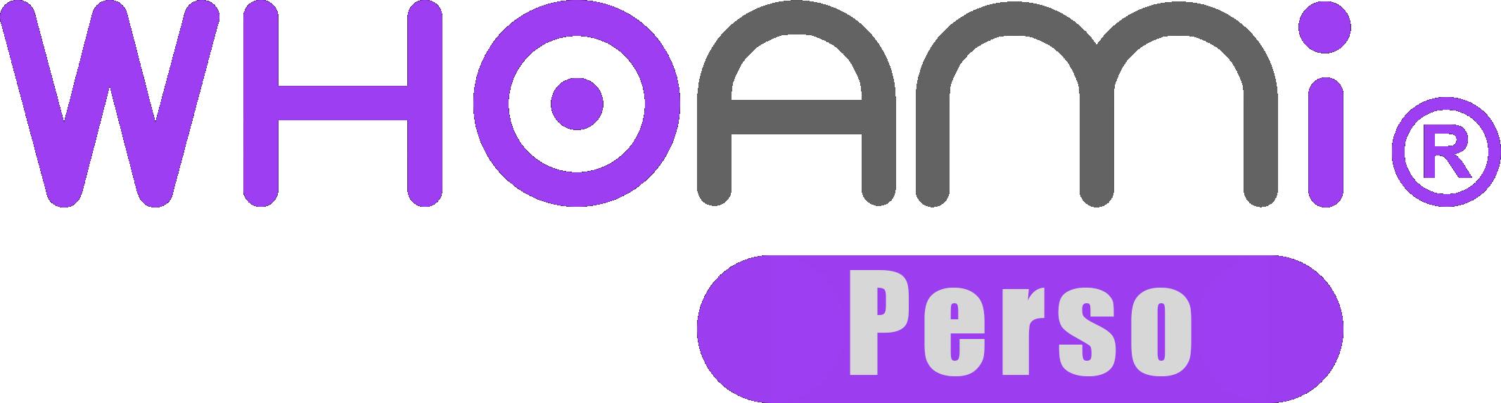 Logo de Whoami Perso